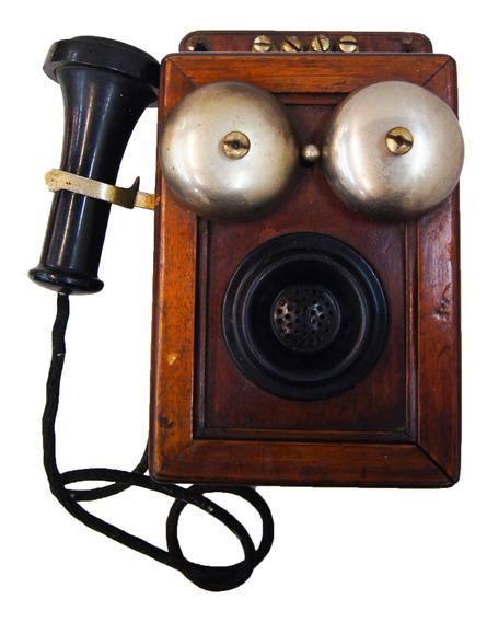 Telefone De Parede Com Discador Interno