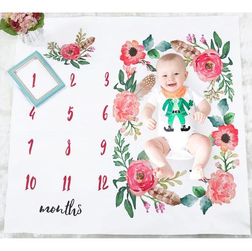 Imagen 1 de 12 de Marco Abrigo De Bebé Recién Nacido Accesorios De