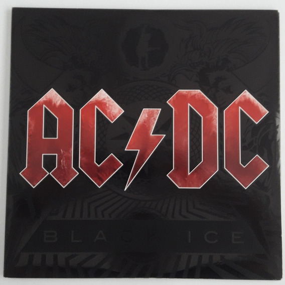 Lp Ac/dc Black Ice