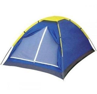 Barracal Camping Azul Iglu 4 Pessoas - Mor
