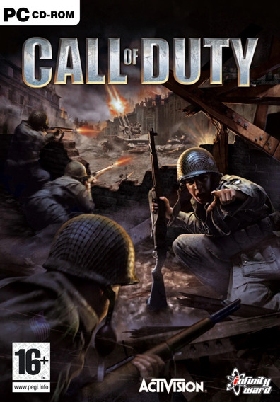 Envio Digital - Call Of Duty E Call Of Duty United Offensive