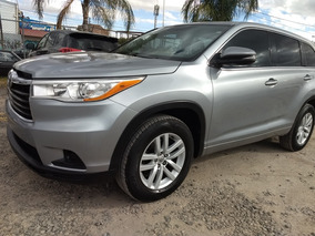 Toyota Highlander 3.5 Le V6 At 2015