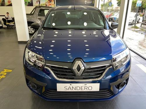 Renault Sandero 1.6 16v Life 0km Nuevo Modelo  (jh)