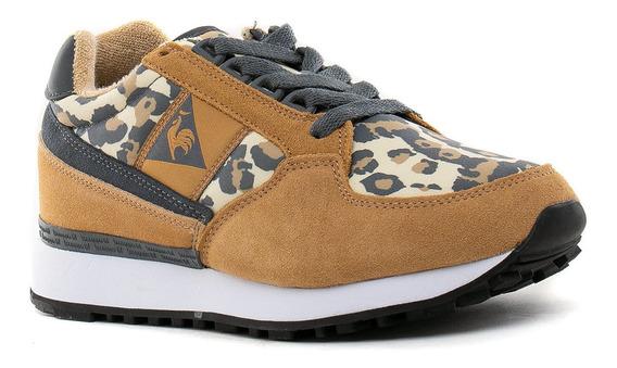 Zapatillas Eclat W Print Cheetah Le Coq Sportif