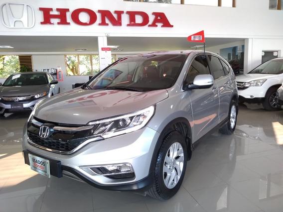 Honda Cr-v Exl Modelo 2016 Plata Alabaster