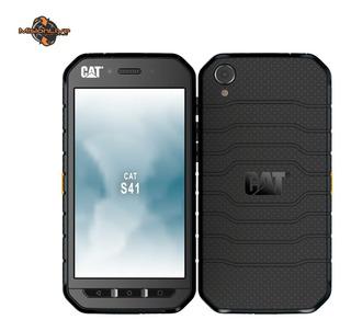 Cat S41 Dual Sim 3gb 3 Ram 4g 32 Gb Nuevos