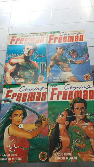 Crying Freeman 1 Ao 4