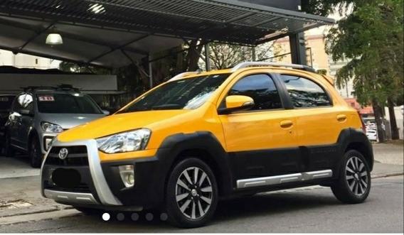 Toyota Etios Cross 1.5 Flex 16v 5p Mec.