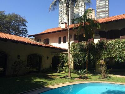 Sobrado Em Cidade Jardim, São Paulo/sp De 768m² 6 Quartos À Venda Por R$ 5.800.000,00 - So229013