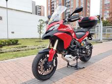 Ducati Multistrada 1200 S Mt 1200 Cc 2014