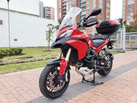 Ducati Multistrada 1200 Mt 1200 Cc 2014