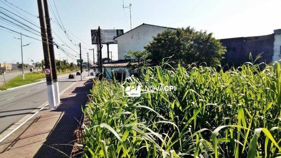 Terreno Para Alugar Por R$ 5.000/mês - Tude Bastos (sítio Do Campo) - Praia Grande/sp - Te0022