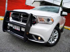 Dodge Durango 3.6 Sxt Plus At 2015