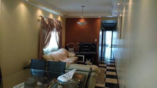 Cobertura Com 3 Dormitórios À Venda, 180 M² Por R$ 500.000,00 - Vila Curuçá - Santo André/sp - Co1587