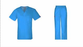 Uniforme Dickies Evolution Nxt - Camisa Y Pantalón - Nuevos