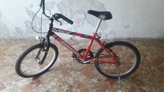 Bicicleta Rodado 20 Marca Tomaselli
