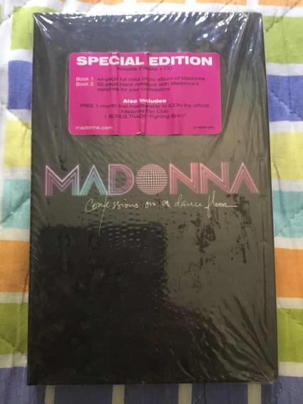 Madonna Confessions On A Dancefloor Edição Especial