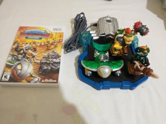Skylanders Superchargers Racing Original Wii