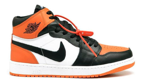 Nike Air Jordan 1 Retro Laranja