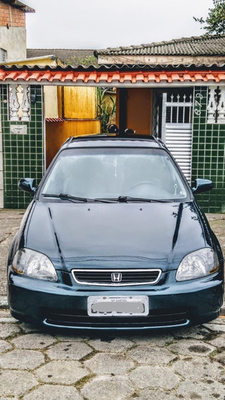 Civic 1998 Lx Automatico
