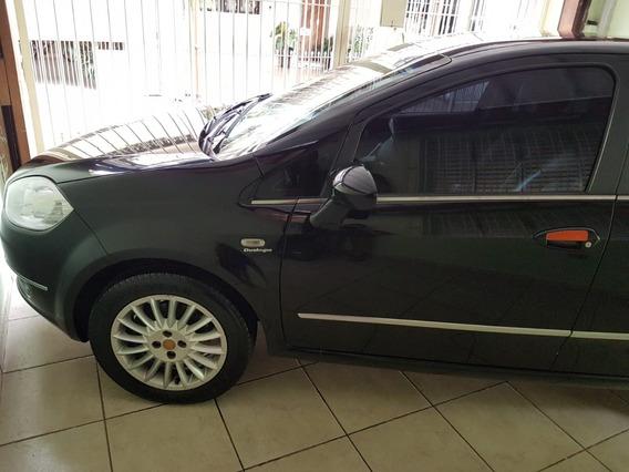 Fiat Linea 2009 Completo 1.9 16v Flex Dualogic Banco De Cour