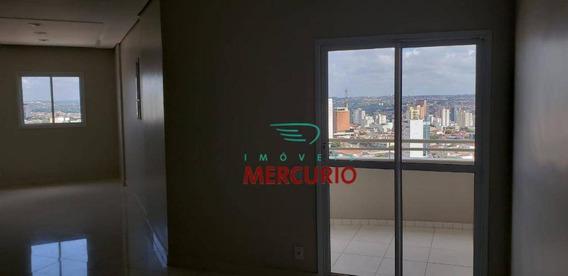 Apartamento Com 3 Dormitórios À Venda, 136 M² Por R$ 779.000 - Vila Santa Tereza - Bauru/sp - Ap3396