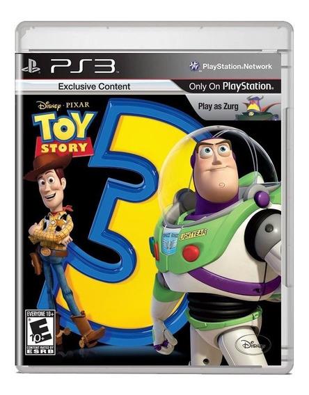 Toy Story Ps3 Midia Fisica Pronta Entrega