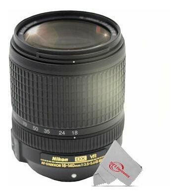 Imagen 1 de 4 de Nikon 18 140 Mm F / 3.5 5.6g Ed Vr Af S Dx Nikkor Lente C...