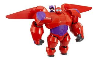 Big Hero Baymax Deluxe Sonid + Fig C/acc Int 41305 Original