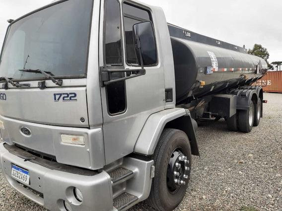 Ford Cargo 1722 Com Tanque De 17000 L