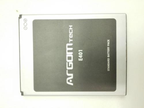 Bateria Pila Argom E401