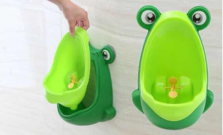 Pelela Para Nene Infantil Mingitorio Bebbo