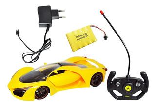 Carrinho De Controle Remoto Lamborghini Bateria Recarregável