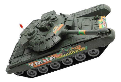 1pc Tamanho Grande Inercial Tanque Toy Engraçado Crianças Ta