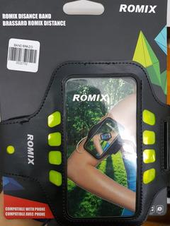 Banda De Brazo Deportes Romix Led / Phone 360