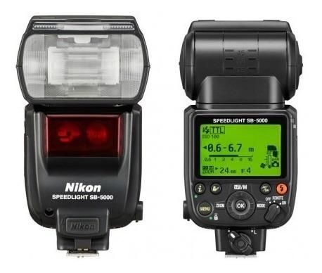 Flash Speedlight Nikon Sb-5000