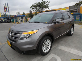 Ford Explorer Limited At 3500cc 4x4