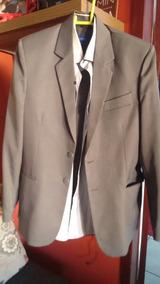Terno (casaco+calça) Barbada!! Cor Cinza