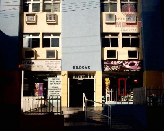 Sala Para Alugar, 48 M² Por R$ 450,00/mês - Centro - Piracicaba/sp - Sa0001