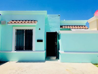 Casa En Renta Amueblada En Cuesta Blanca, Tijuana B.c