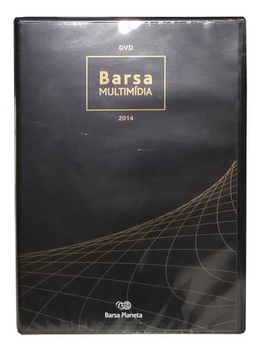 Dvd Enciclopédia Barsa Multimídia 2014 - Original, Lacrado