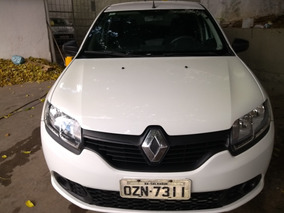 Renault Sandero 1.0 16v Authentique Hi-flex 5p 2015