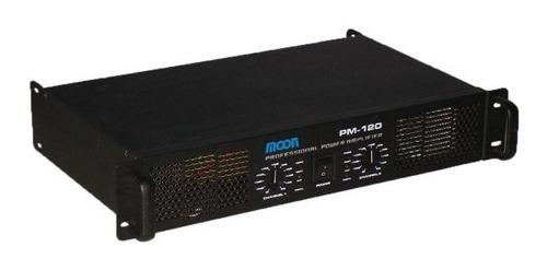 Potencia Amplificador Moon Pm 120 500w  Oferton !!!!