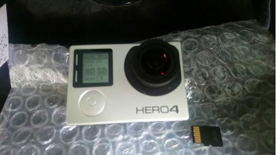 Camera Gopro Hero 4 Black Com Cartão