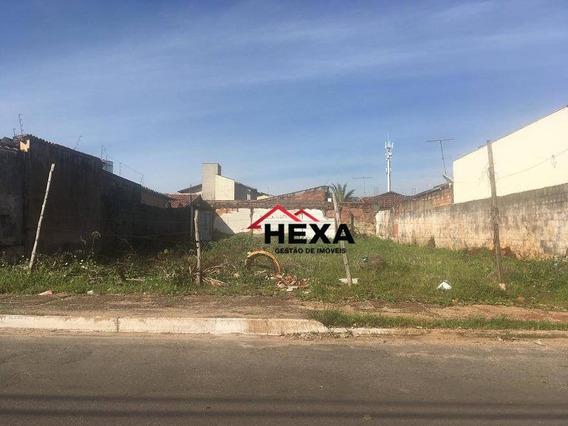 Terreno Comercial À Venda, Vila Rezende, Goiânia. - Te0085