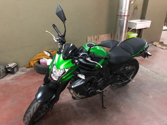 Titular Vende Kawasaki Er6n 650 Cc - Bahia Blanca