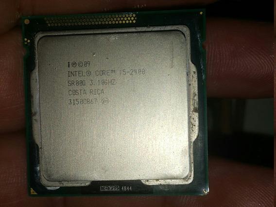 Processador Core I5 Socket 1155 + 2 Memória Ddr3 4gb E 8gb