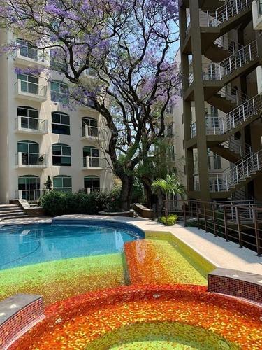 Precioso Penthouse En Buena Vista Cuernavaca En Renta