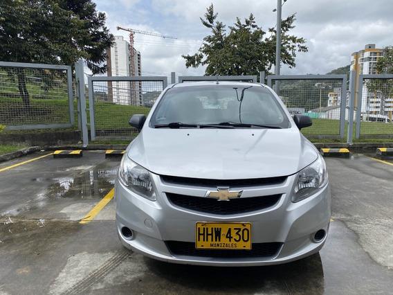 Chevrolet Sail Lt Modelo 2015 Único Dueño