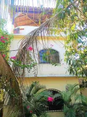 Puerto Escondido, Oaxaca: Linda Y Económica Casa Con Vista Al Mar.